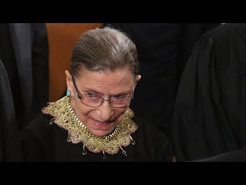 A look at Ruth Bader Ginsburg's health history