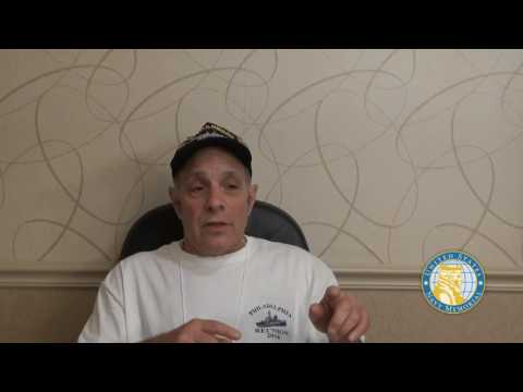 USNM Interview of Anthony Piccione Part Two Vietnam War Service of the USS Harwood 1968