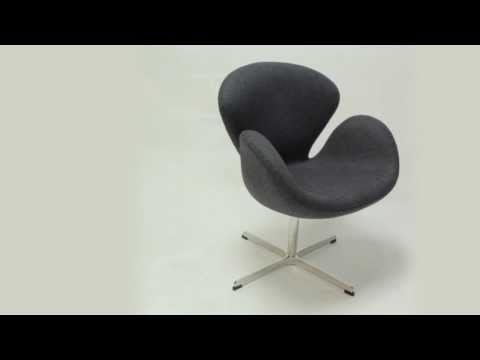 Swan Chair – Arne Jacobsen – Modern Furniture – Copenhagen