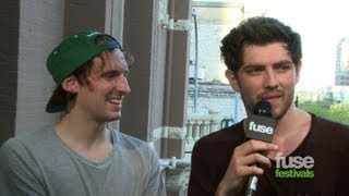 Download Lagu Twin Atlantic on Doing Shots on a Crane - Festival Stories (SXSW) Mp3