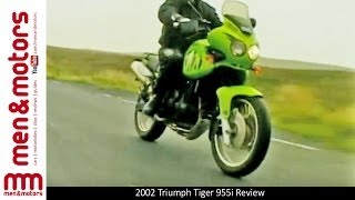 8. 2002 Triumph Tiger 955i Review