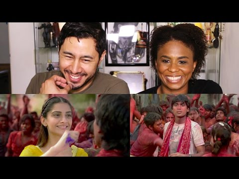 Download RAANJHANAA Trailer Reaction by Jaby Koay & Cortney Wright! HD Mp4 3GP Video and MP3