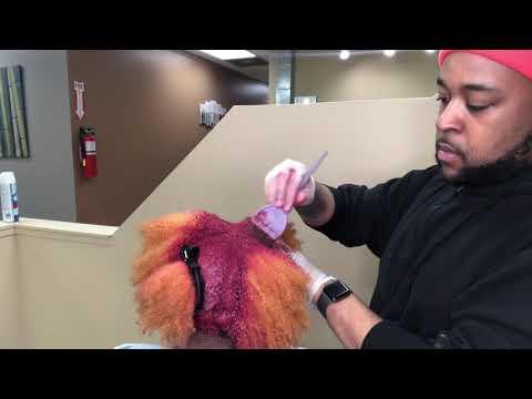 Brandon Shavon Artistry : #Salonwork Hair Color transformation