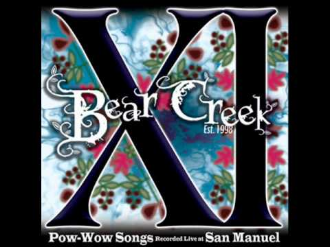 Bear Creek - Black and White