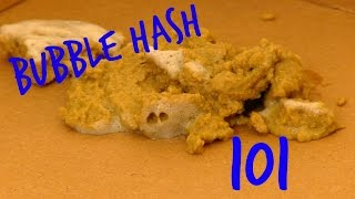 How to make Bubble Hash ~ MUMM Harvest Fest '16 by Medical Marijuana Review Show by Intention Events