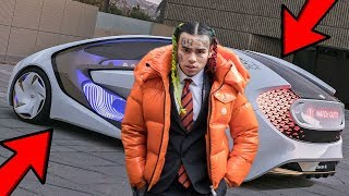 Video 9 Expensive Items The Fed's Confiscated From 6ix9ine... MP3, 3GP, MP4, WEBM, AVI, FLV Februari 2019