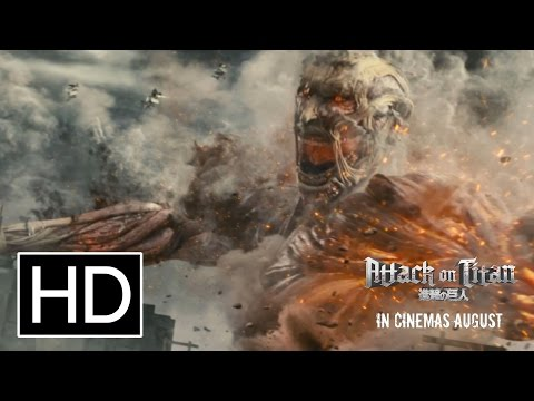 Attack on Titan International Trailer 2