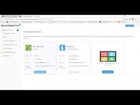ServiceDesk Plus Cloud - Vom IT zum Enterprise Service Management