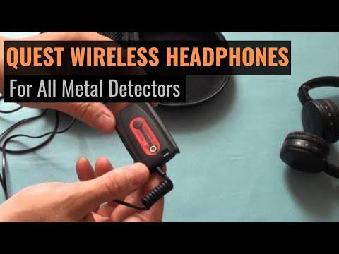 Deteknix WiFi Hörlur för AT detektor