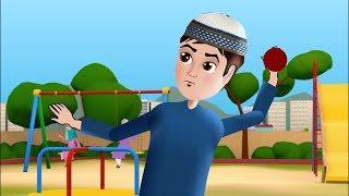 Abdul Bari rember of adhan & salah when throwing ball to Naved