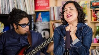 QUETZAL - NPR Music Tiny Desk Concert
