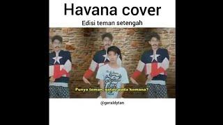 Parody HAVANA Versi