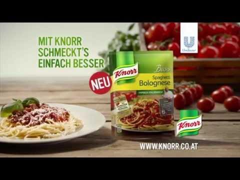 KNORR Basis für Spaghetti Bolognese - Typisch Italienisch
