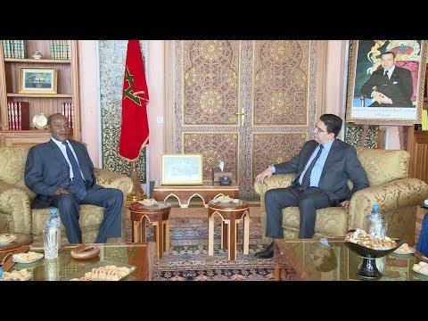 وزير الداخلية الجيبوتي يعرب عن رغبة بلاده في الاستفادة من تجربة المغرب في مجال الهجرة