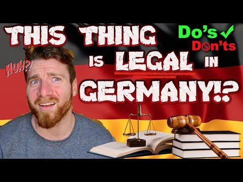 This Is Legal in Germany and I Cannot Believe It
