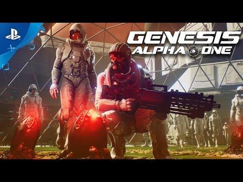 Genesis Alpha One #2
