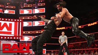 Nonton Roman Reigns vs. Seth Rollins - Seven-Man Gauntlet Match Part 1: Raw, Feb. 19, 2018 Film Subtitle Indonesia Streaming Movie Download