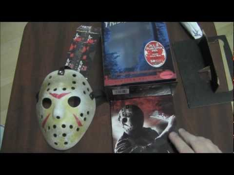 Friday the 13th: The Ultimate Collection Unpackaging and In Depth