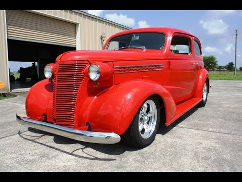 1938 Chevy 2 Door StreetRodding.com Willie Moore