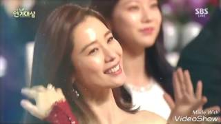 Video Kim hyun joo - during 2015 SBS Drama Awards MP3, 3GP, MP4, WEBM, AVI, FLV September 2018