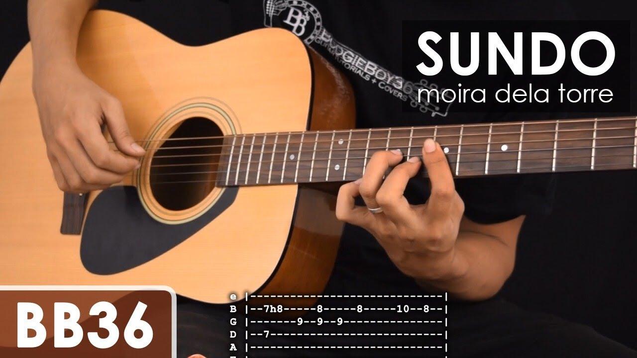 Sundo – Moira Dela Torre Guitar Tutorial