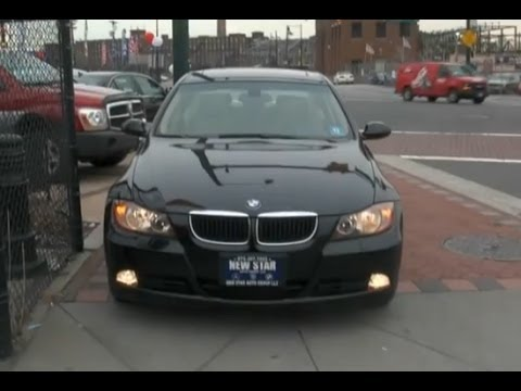 2006 BMW 3-Series 325xi All-Wheel-Drive E90  Sedan