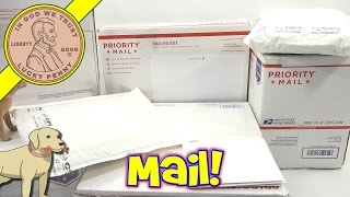 Sorry for the delay in shipping items for 2017! By now everyone should have received an item if they were on the shipping list for this video. I enjoy readin...