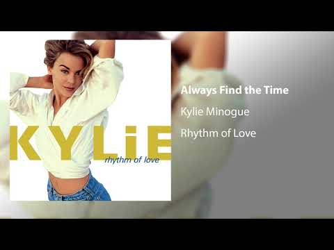 Kylie Minogue - Always Find the Time (Official Audio)