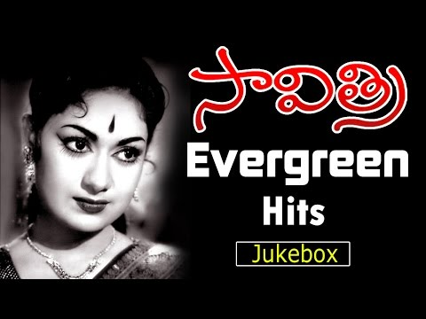 Savitri Evergreen Hit Video Songs Jukebox