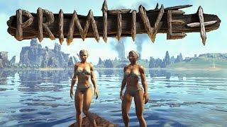 COMIENZA LA NUEVA SUPER SERIE!! - PRIMITIVE PLUS #1 - ARK: Survival Evolved
