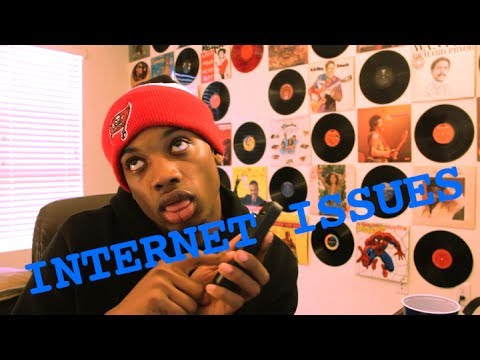 INTERNET ISSUES – #YoungOldSchool #FCHW