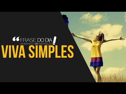 Frases de superação - FRASE DO DIA - VIVA SIMPLES