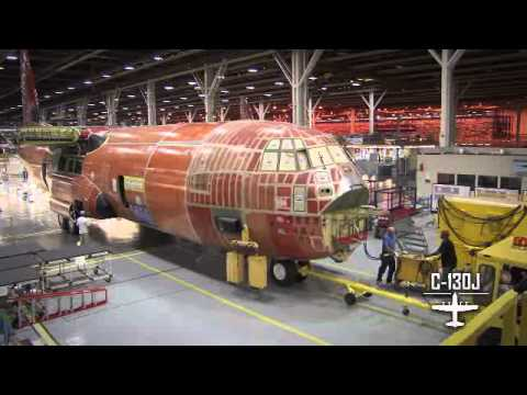 C 130 Production
