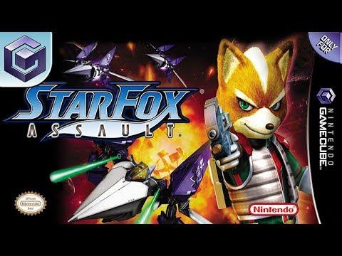 "GAMECUBE "" STARFOX ASSAULT "" COMPLET + POINTS NINTENDO VIP, COMME NEUF !!"