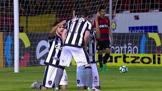 Melhores Momentos do jogo de volta entre Sport x Botafogo RJ pela Copa do Brasil 2017 empate na Ilha do Retiro na Estreá de técnico Wanderley Luxemburgo no Sport Recife.. Com o Empate o Sport está Eliminado.