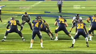 Eric Page vs Northern Illinois 2011