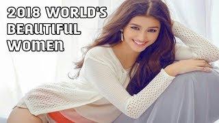 Video Top 10 Most Beautiful Women In The World 2018 MP3, 3GP, MP4, WEBM, AVI, FLV Juni 2019