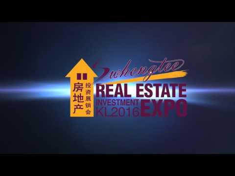 Swhengtee Real Estate Investment Expo KL 2016 (Swhengtee Expo) 郑水兴房地产投资展销会