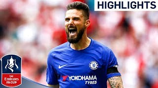 Video Chelsea 2-0 Southampton | Great Solo Goal by Giroud Sends Chelsea to Final! | Emirates FA Cup 17/18 MP3, 3GP, MP4, WEBM, AVI, FLV November 2018