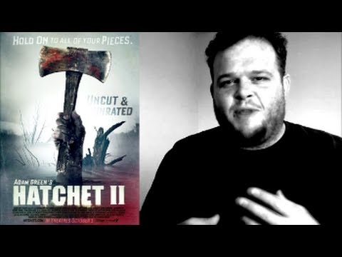 Hatchet 2 Movie Review (2010) Horror Comedy Victor Crowley