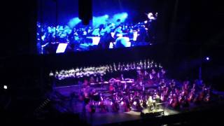 ANDREA BOCELLI - WHITNEY HOUSTON TRIBUTE - AMAZING GRACE