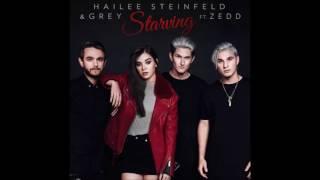 Hailee Steinfeld & Grey - STARVING feat. ZEDD (tradução)