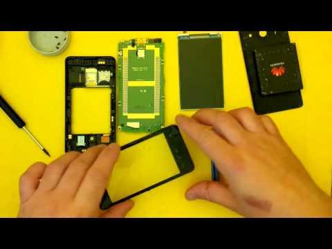 Как заменить экран на телефоне huawei g510 - Savvinka.ru