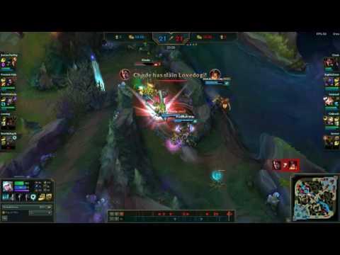 Darius 1 vs 5 và cái kết