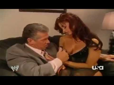 Video Vince Mcmahon and Candice Michelle Making Out Backstage download in MP3, 3GP, MP4, WEBM, AVI, FLV January 2017