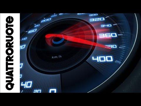 Tenere la velocità con il tachimetro rotto