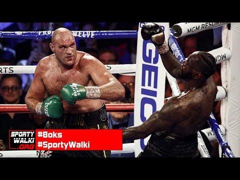 Mariusz Wach o Fury-Wilder III: Tyson go rozszyfrował