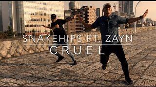 Video Snakehips ft. Zayn / Cruel Choreo by Gene Maruyama download in MP3, 3GP, MP4, WEBM, AVI, FLV Mei 2017