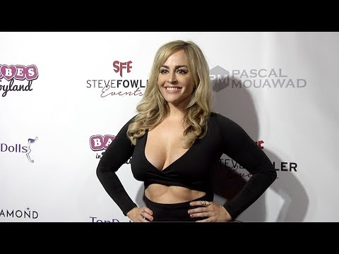 """Lisa Ciara 2018 Babes in Toyland """"Holiday Toy Drive"""" Red Carpet"""