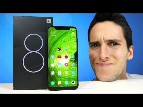 Xiaomi Mi 8, UNBOXING y... ¿Es para tanto? Pre Review en español Mi8